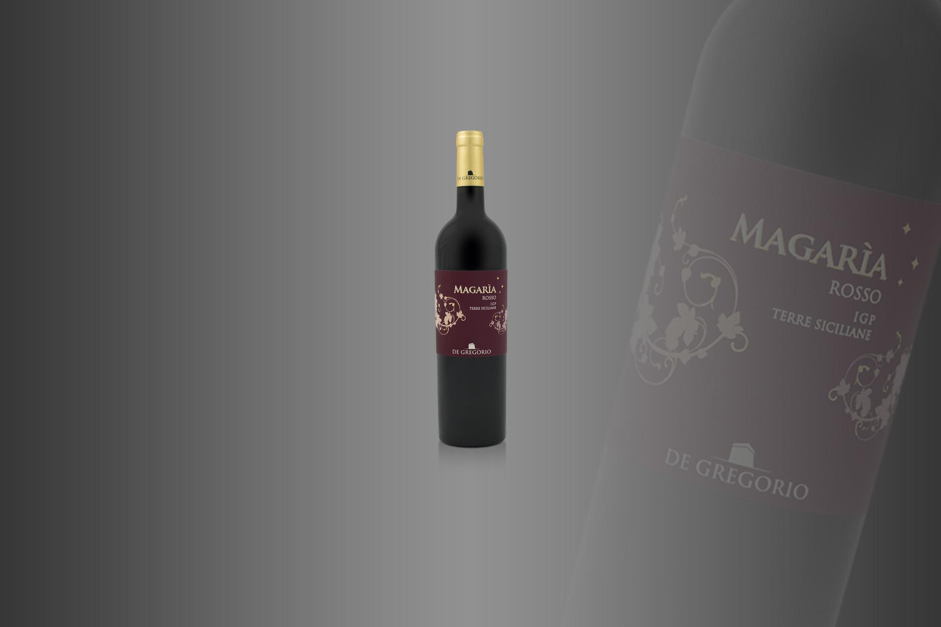 Magarìa Rosso IGP Terre Siciliane