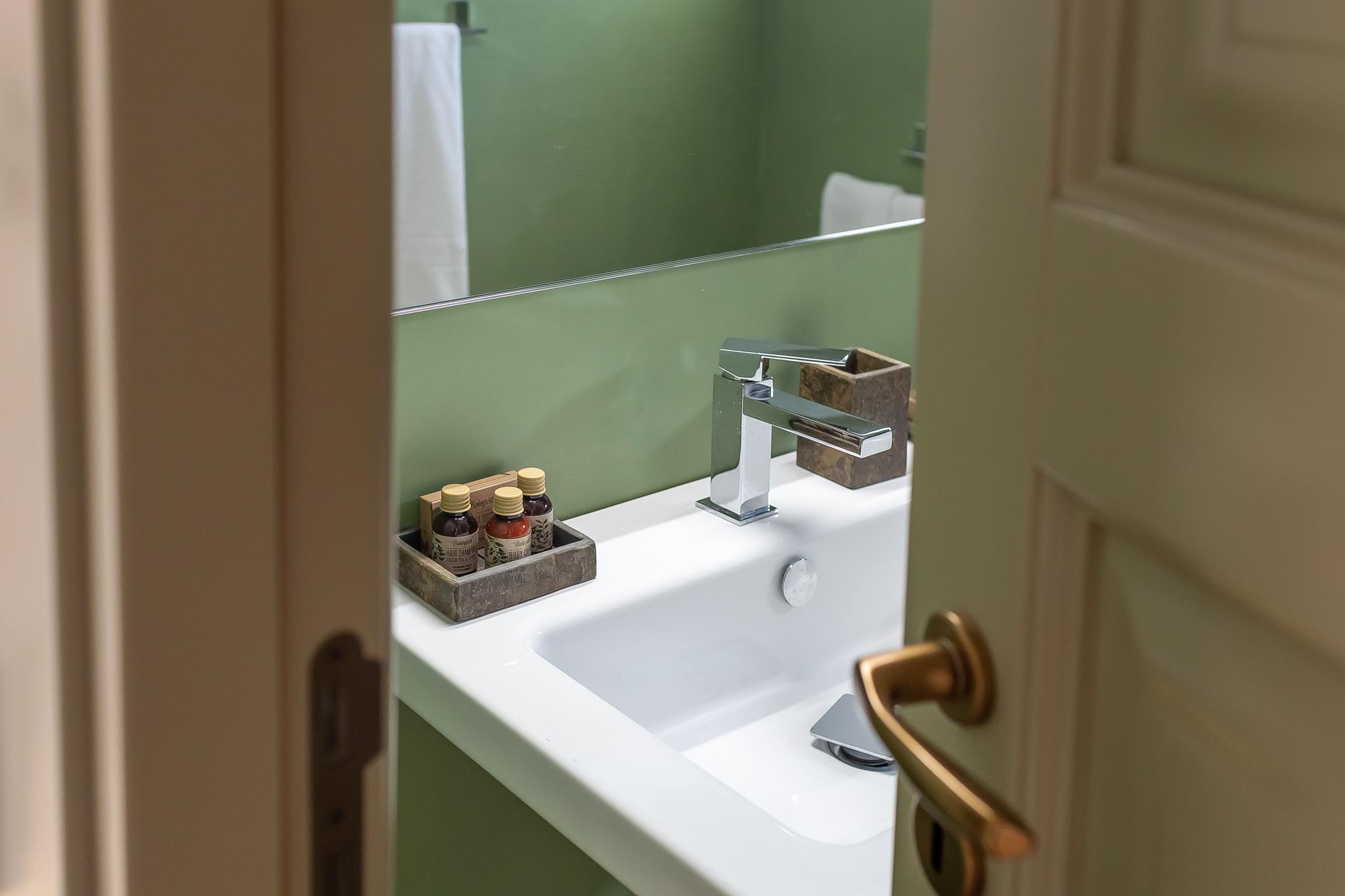 Magaria Suite bathroom 2
